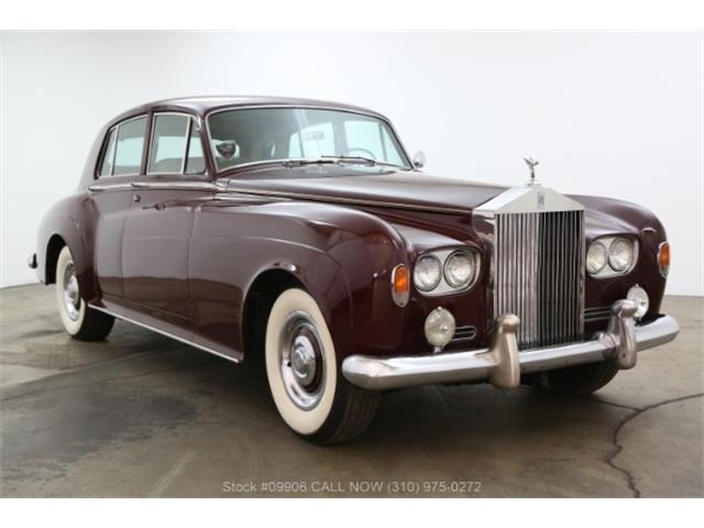 Picture of Classic '63 Silver Cloud III - OYP6