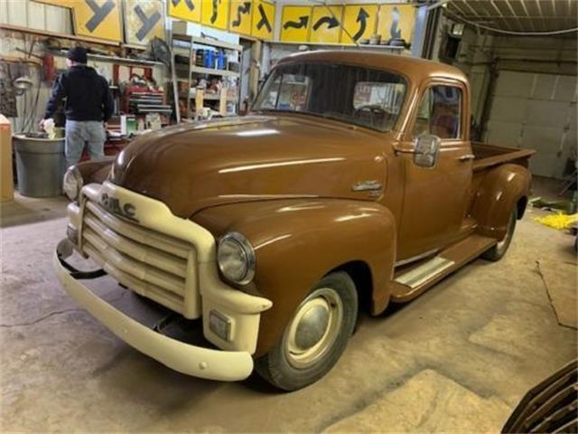 1954 GMC Pickup