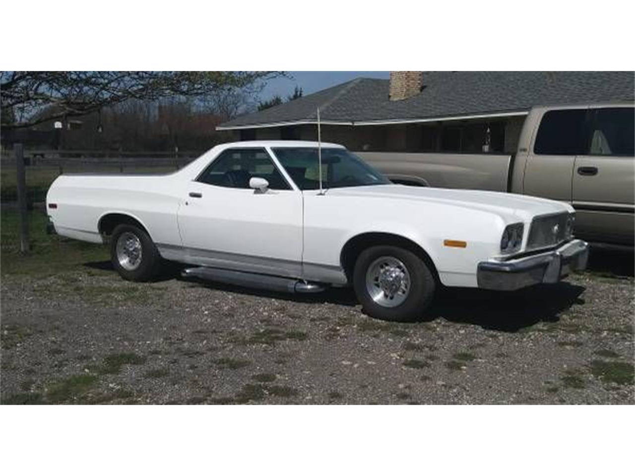 Large Picture of Classic '73 Ranchero located in Michigan - $11,495.00 - OYPO