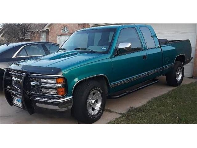 Picture of '94 C/K 2500 - OYPQ