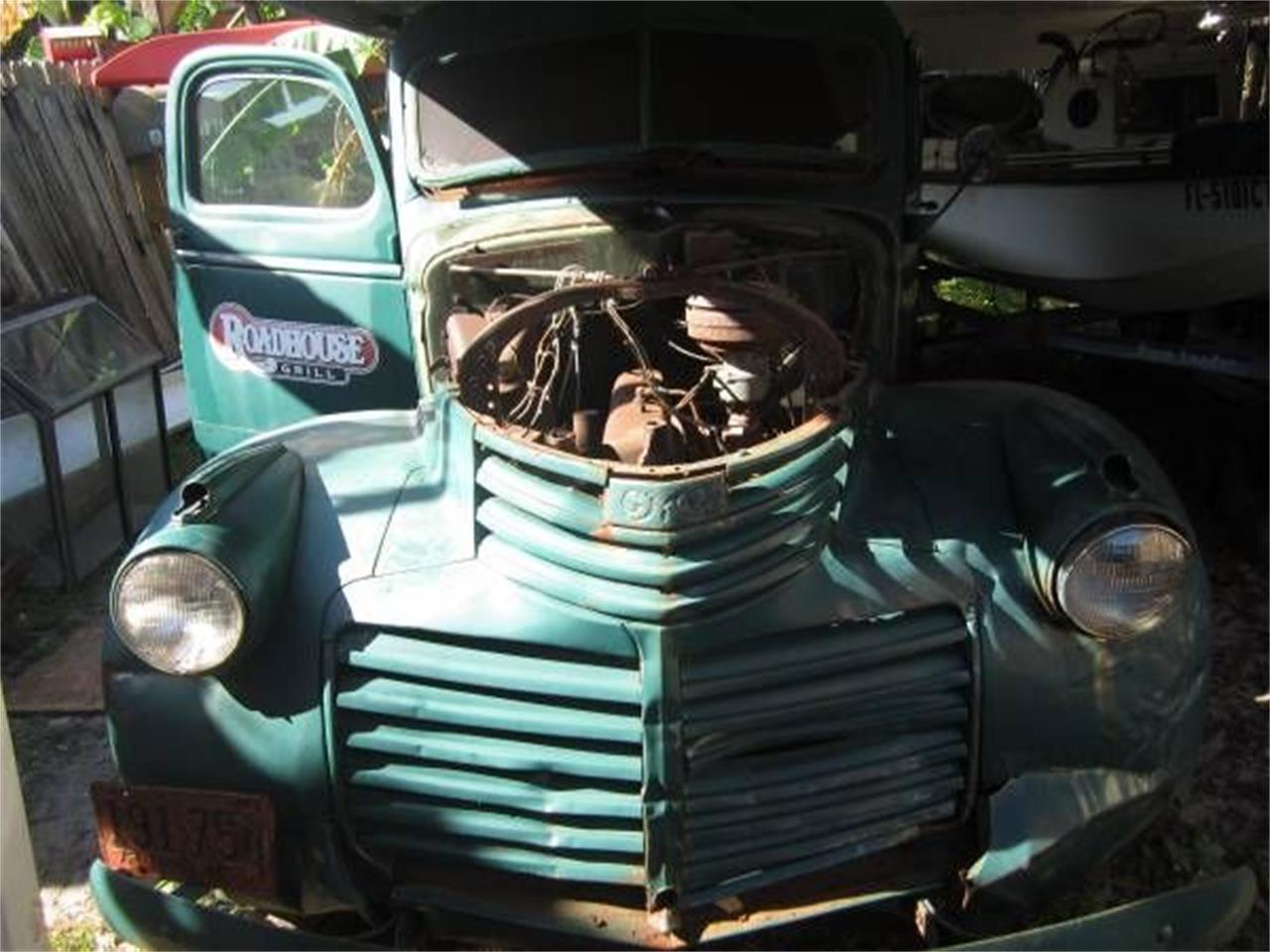 Large Picture of '41 Pickup - OYR4