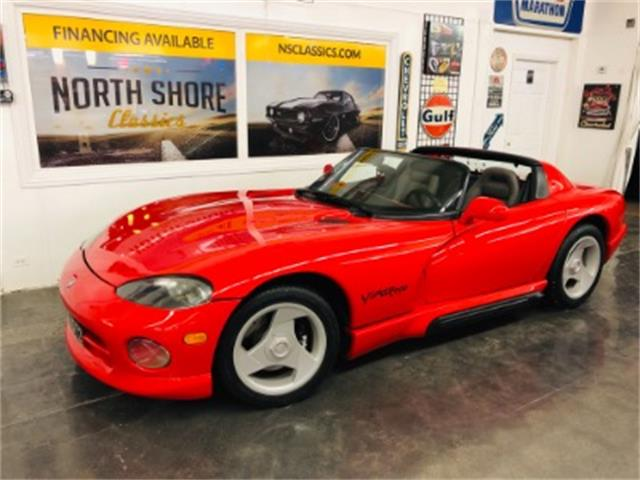 Picture of '93 Viper located in Mundelein Illinois - $39,997.00 - OYSA