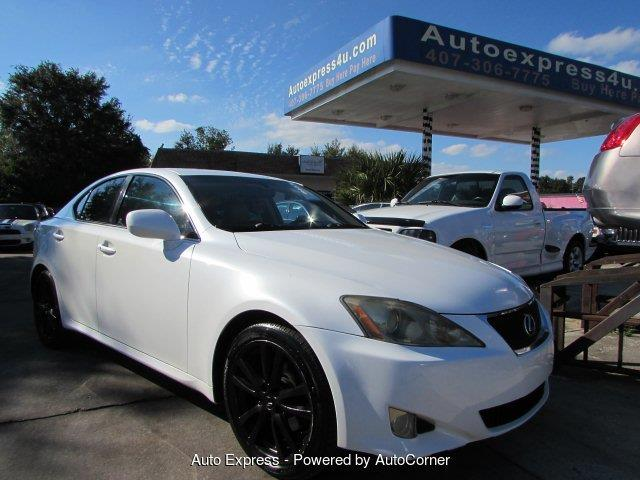 Picture of '07 Lexus IS250 located in Florida - $8,999.00 - OYTS