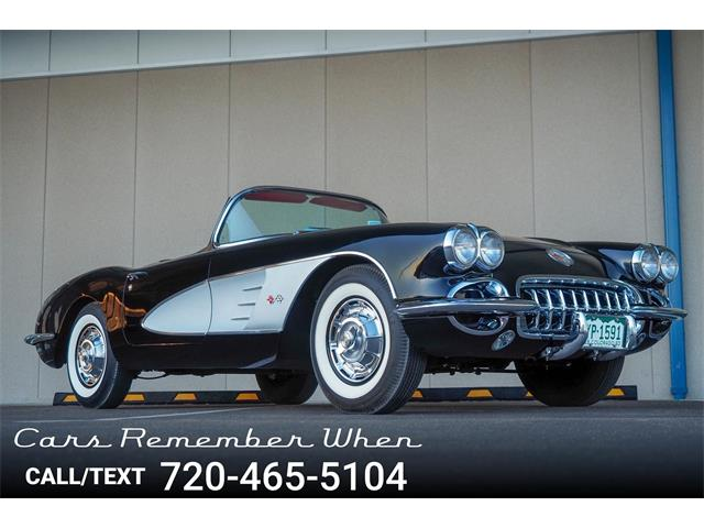 Picture of '60 Corvette - OYTW