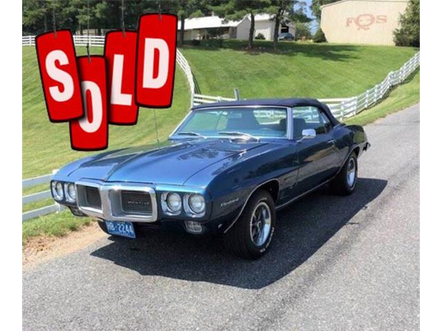 Picture of '69 Firebird - OYTY