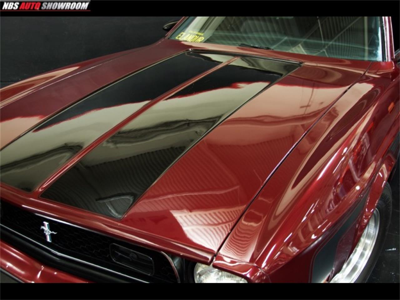 Large Picture of '71 Mustang - OYU5