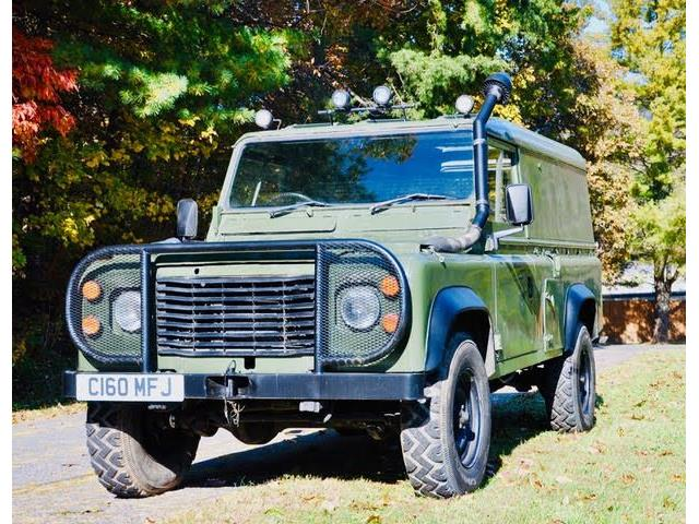 Picture of '86 Defender - OYUA