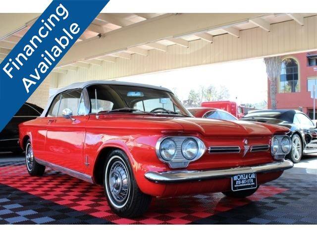 Picture of '62 Corvair - OYUN