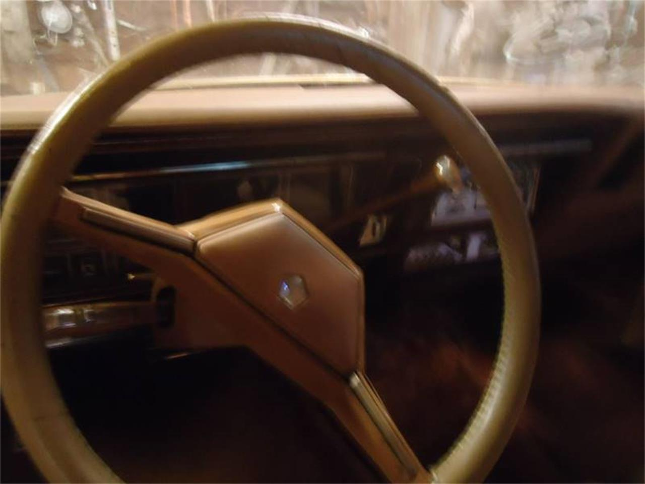 Large Picture of 1981 Imperial located in Michigan Offered by Marshall Motors - OYV4