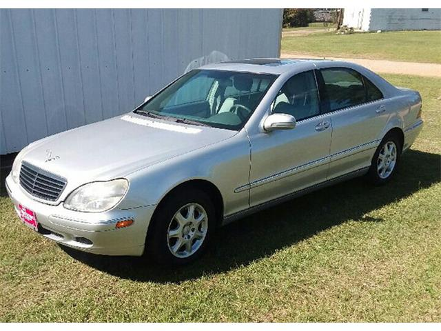 Picture of '00 S500 - OVFZ