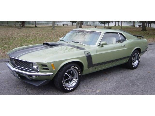 Picture of '70 Mustang - OYW9