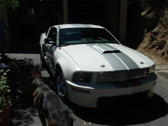 Picture of '07 Mustang GT/CS (California Special) - OYWY