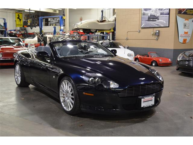 Picture of '06 DB9 - OYXB