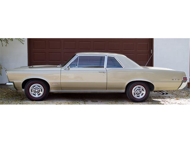 Picture of Classic '65 Pontiac GTO located in Colorado - $100,000.00 - OYXG