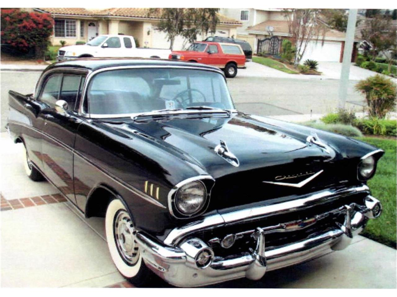 Large Picture of '57 Bel Air - OYXY