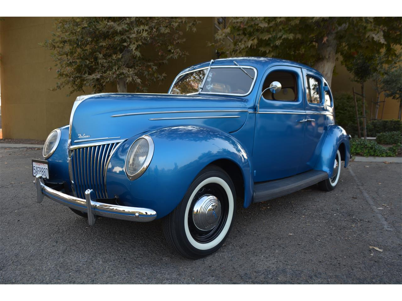 Visalia Car Dealers >> 1939 Ford Coupe for Sale | ClassicCars.com | CC-1165032