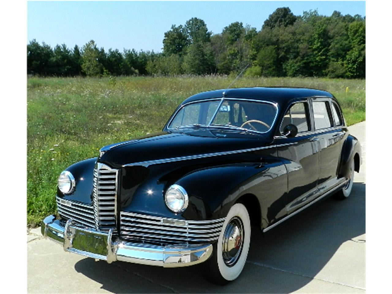 Large Picture of 1946 Packard Clipper Eight - $85,000.00 - OYY1