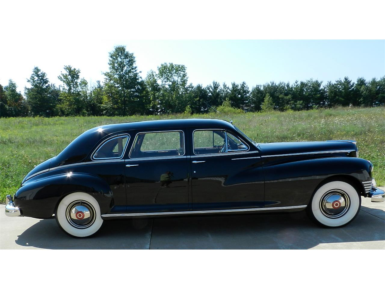 Large Picture of '46 Packard Clipper Eight located in Ohio - $85,000.00 Offered by a Private Seller - OYY1