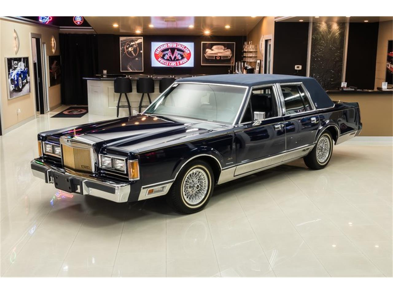 Large Picture of '89 Lincoln Town Car - $28,900.00 Offered by Vanguard Motor Sales - OYYG