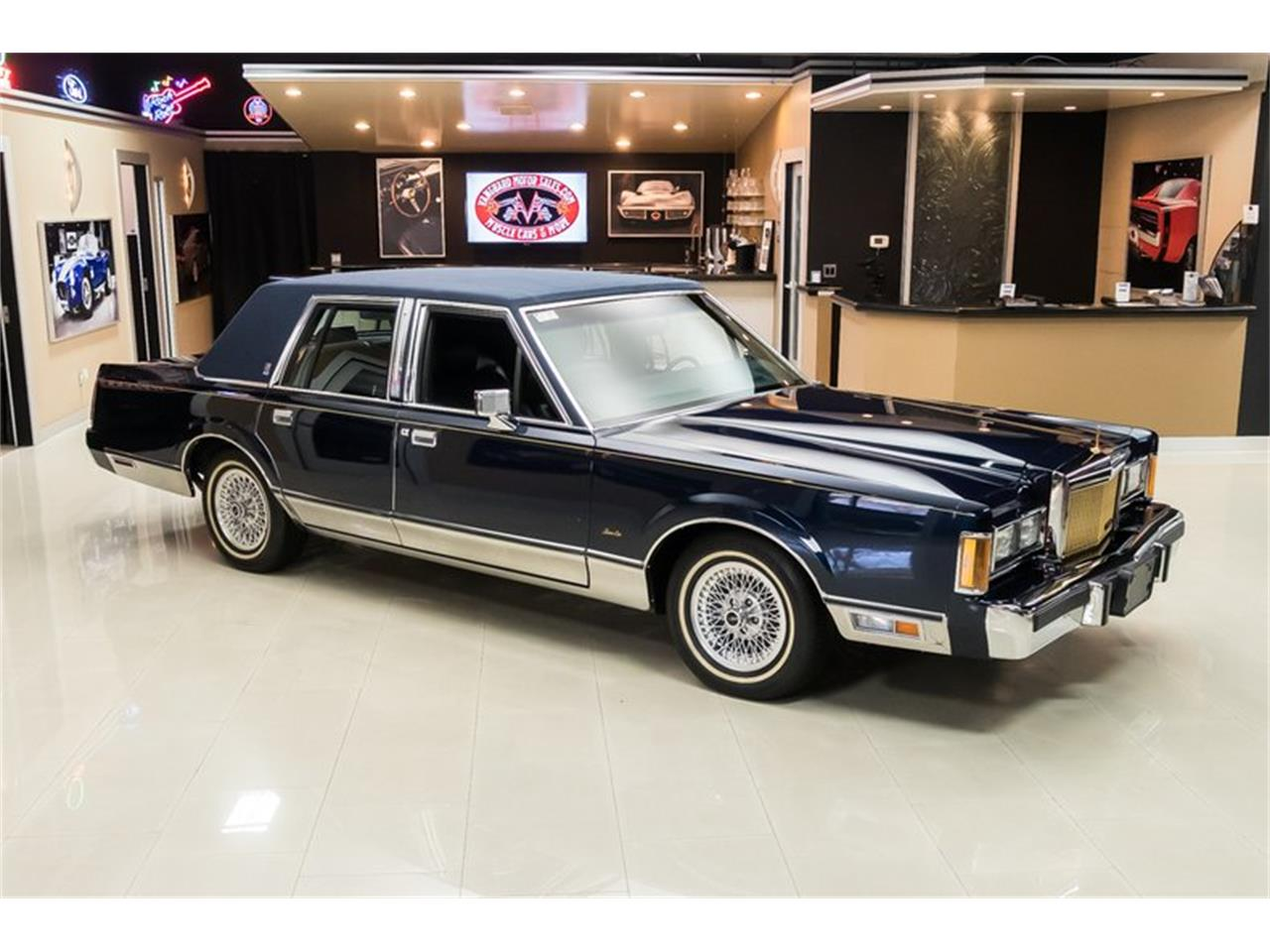 Large Picture of '89 Town Car located in Plymouth Michigan - $28,900.00 Offered by Vanguard Motor Sales - OYYG