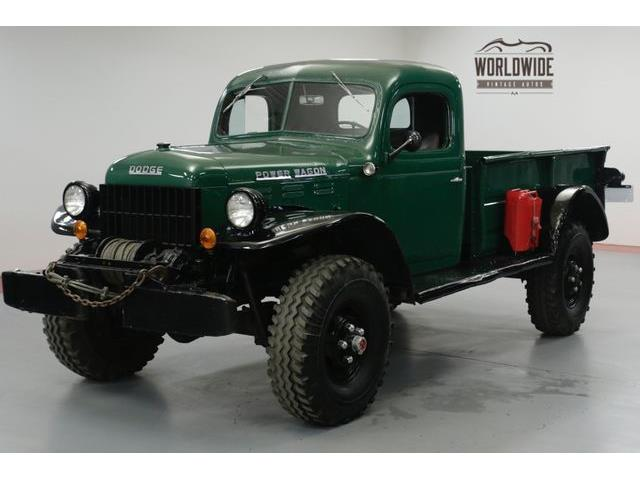 Picture of Classic 1949 Dodge Power Wagon Offered by  - OYYM