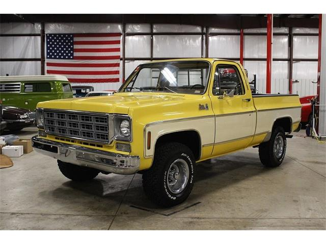 Picture of '77 Pickup - OYYN