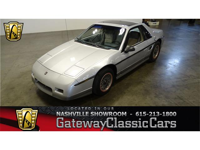 Picture of '85 Fiero - OYYV