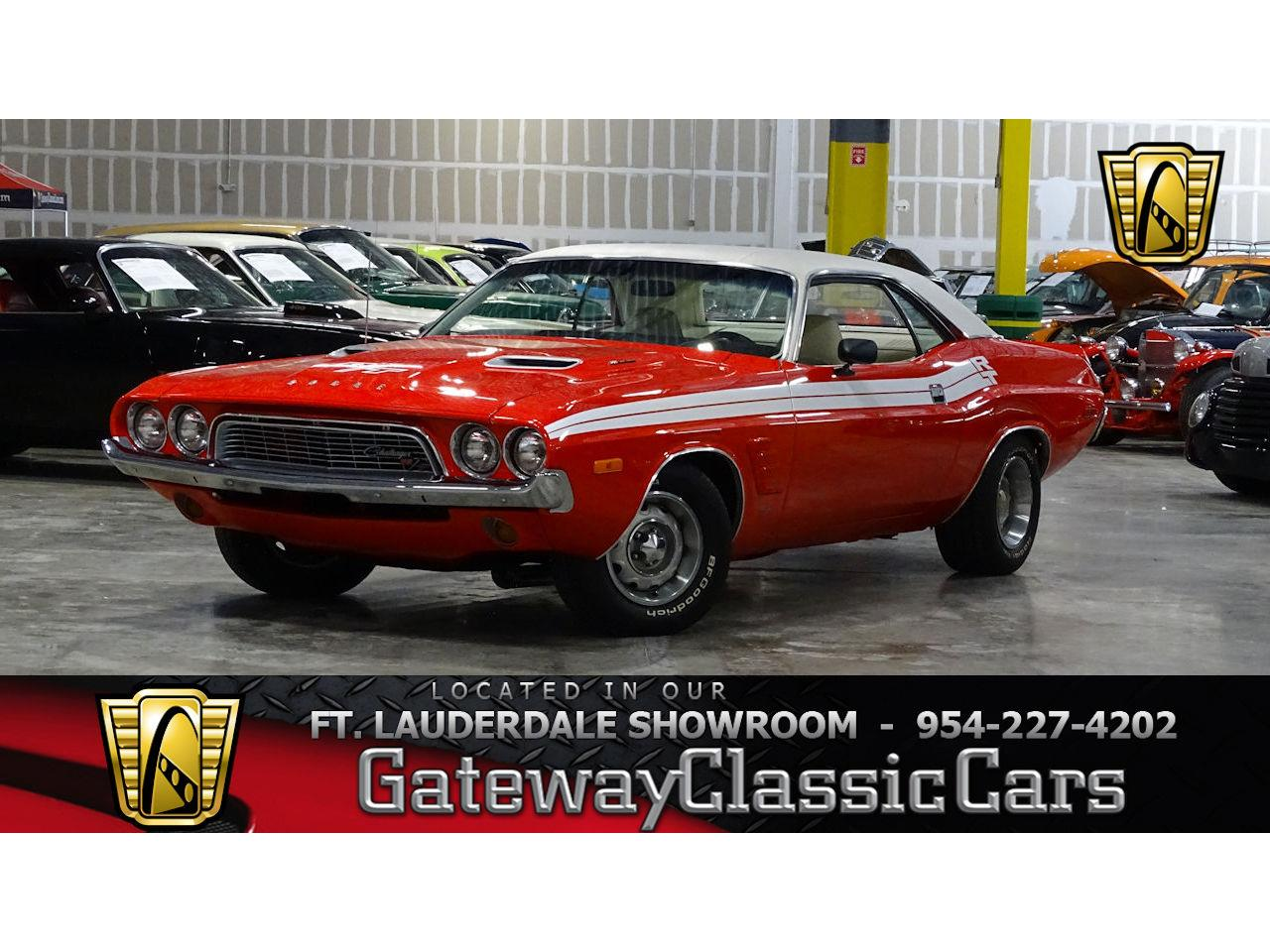 1973 Dodge Challenger For Sale Classiccars Com Cc 1165096