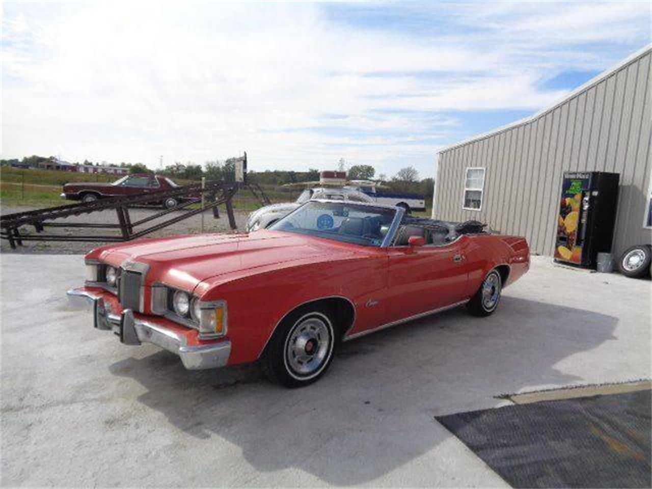 Large Picture of Classic '73 Mercury Cougar located in Staunton Illinois - $12,650.00 Offered by Country Classic Cars - OZ0E