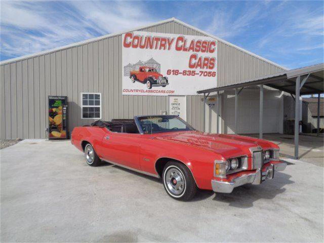 Large Picture of 1973 Mercury Cougar - $12,650.00 - OZ0E