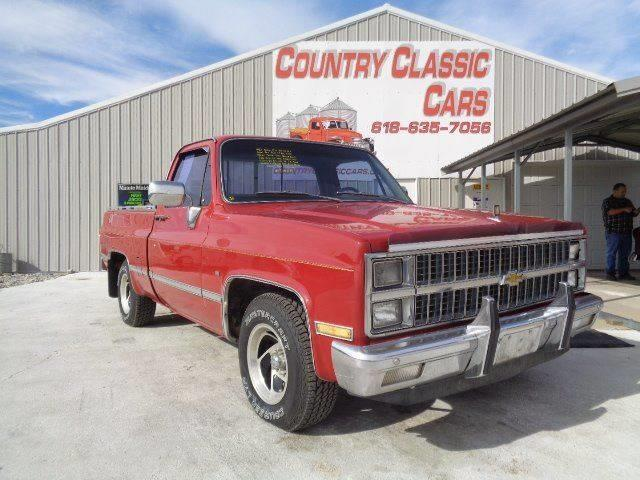 Picture of 1982 Chevrolet C/K 10 - $12,650.00 Offered by  - OZ0H
