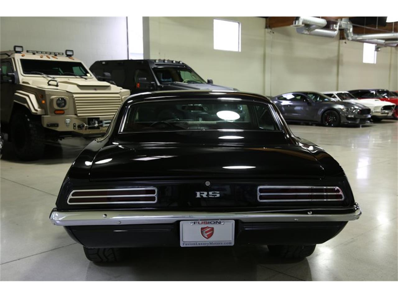 Large Picture of '69 Camaro RS/SS - OZ10