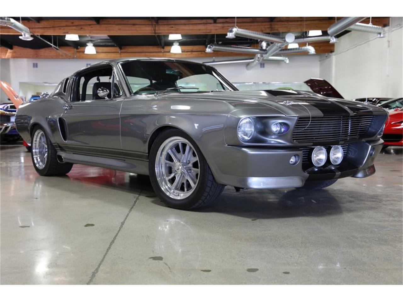 Large Picture of '67 Mustang - OZ14