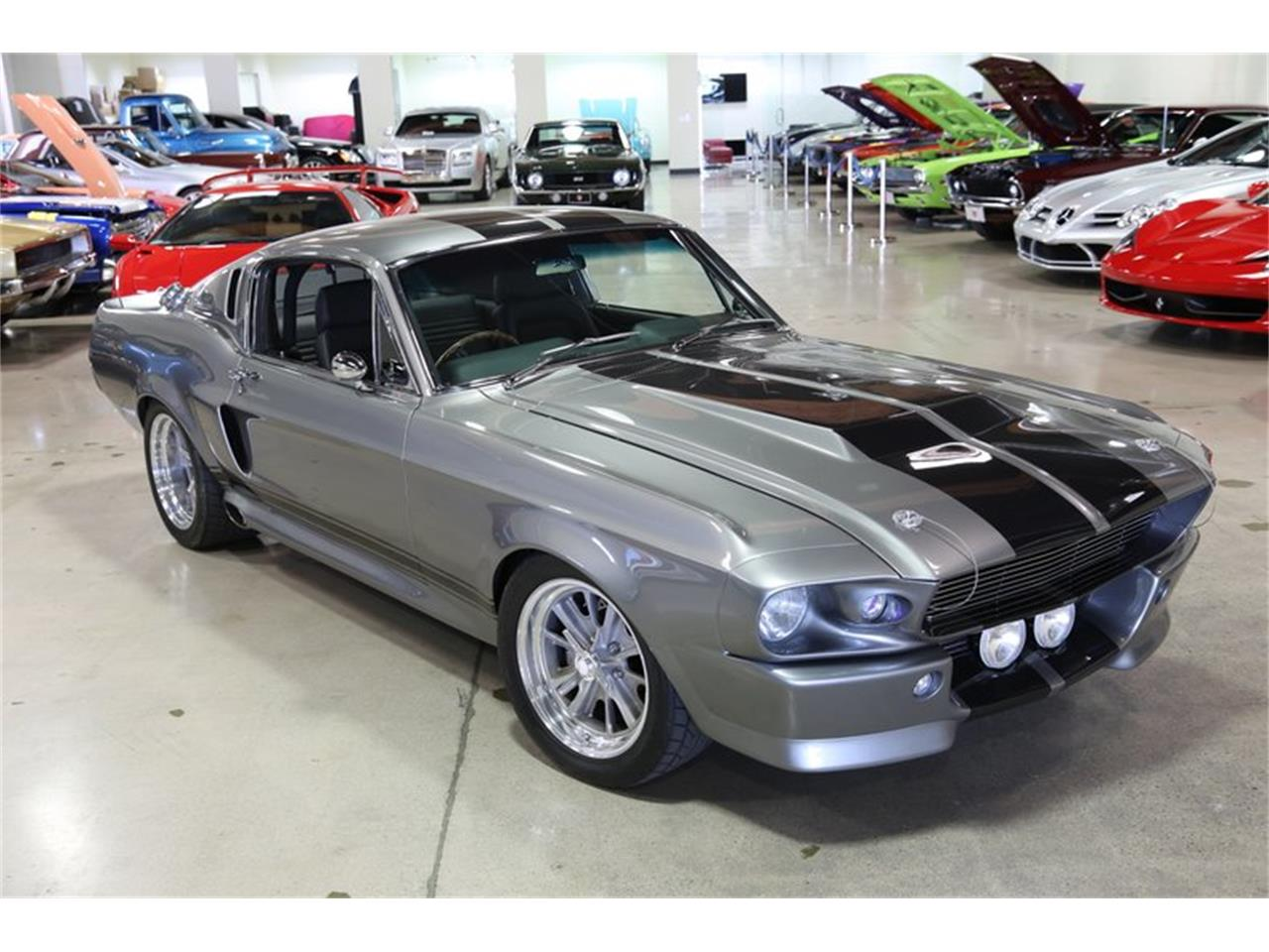Large Picture of Classic '67 Mustang Offered by Fusion Luxury Motors - OZ14