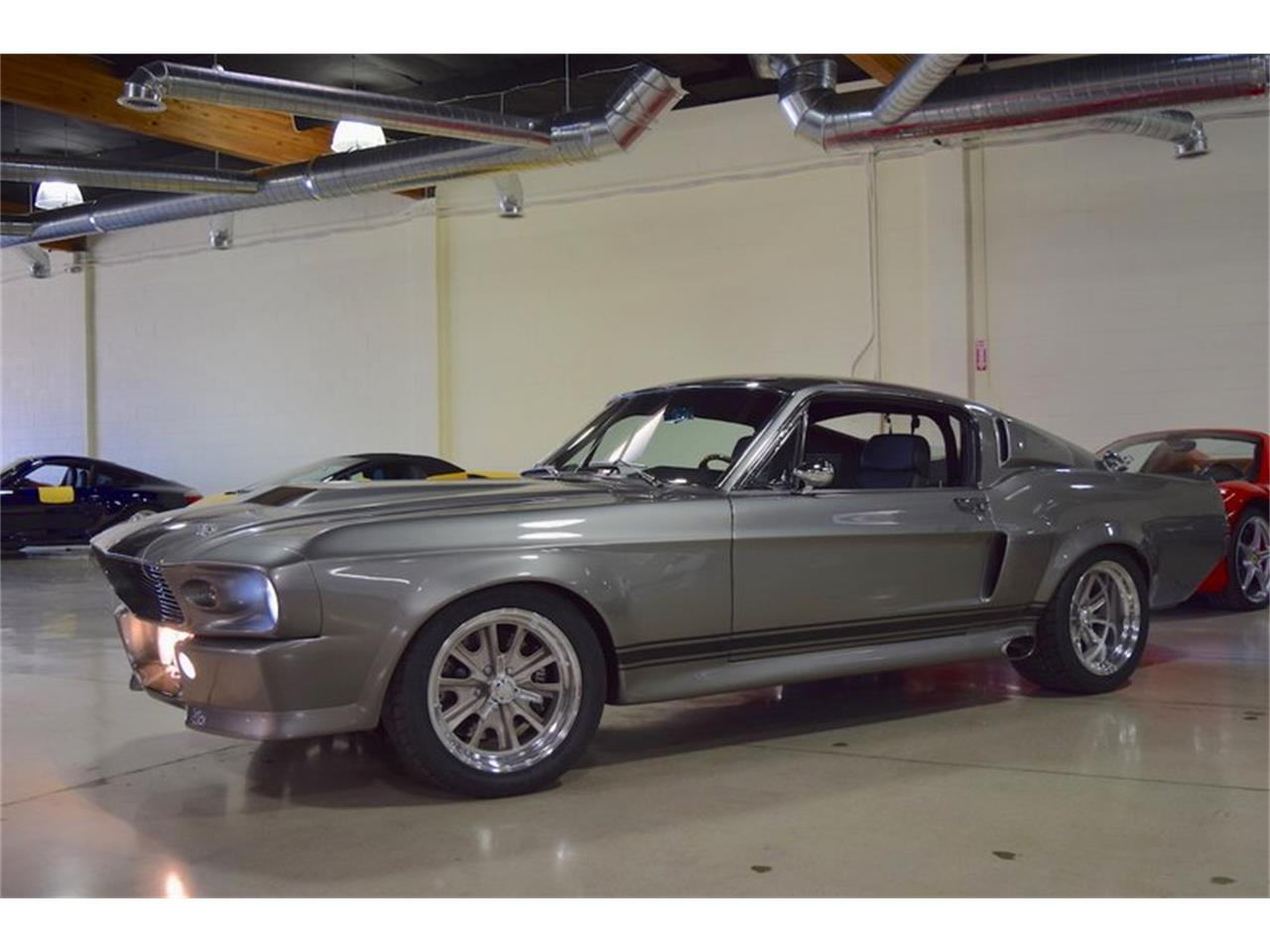 Large Picture of '67 Ford Mustang located in Chatsworth California Offered by Fusion Luxury Motors - OZ14