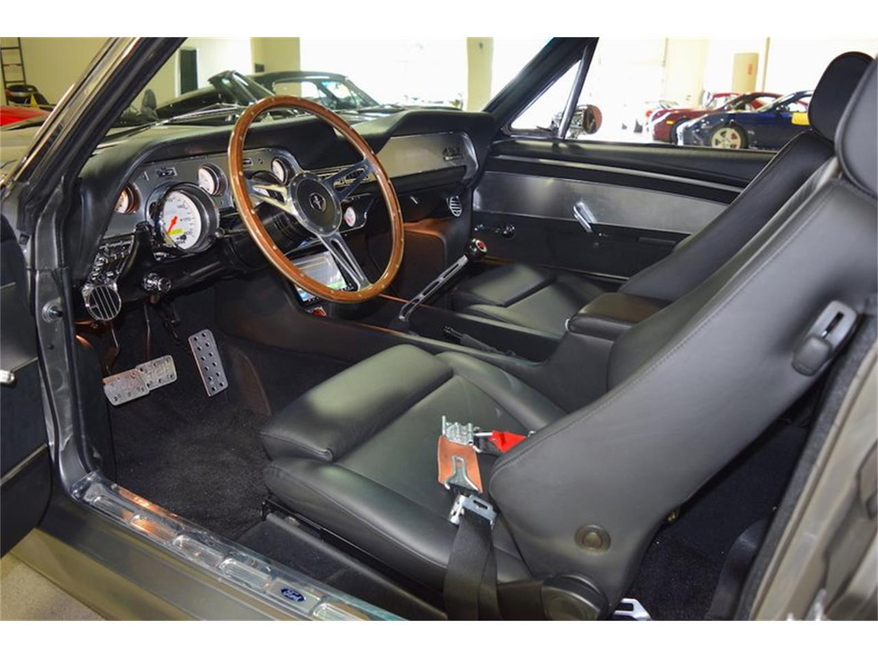 Large Picture of Classic 1967 Ford Mustang - OZ14