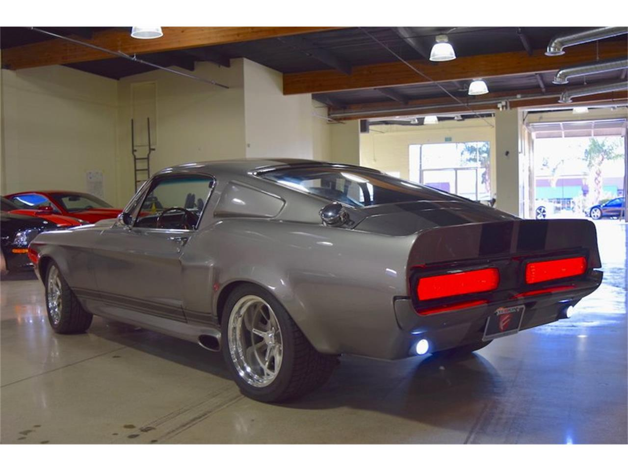 Large Picture of 1967 Ford Mustang - OZ14