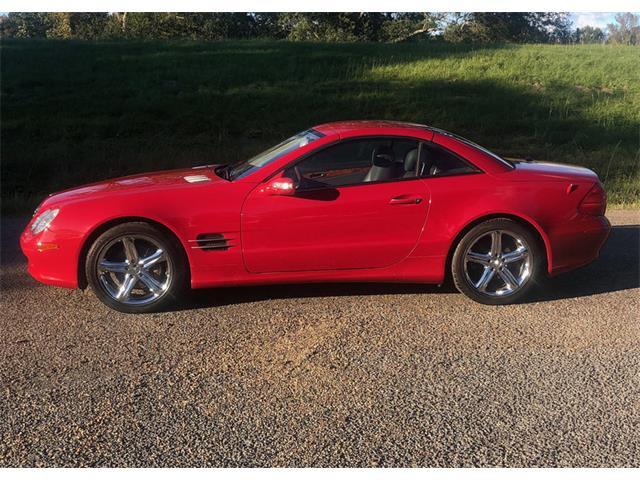 Picture of '06 SL500 - OVGJ