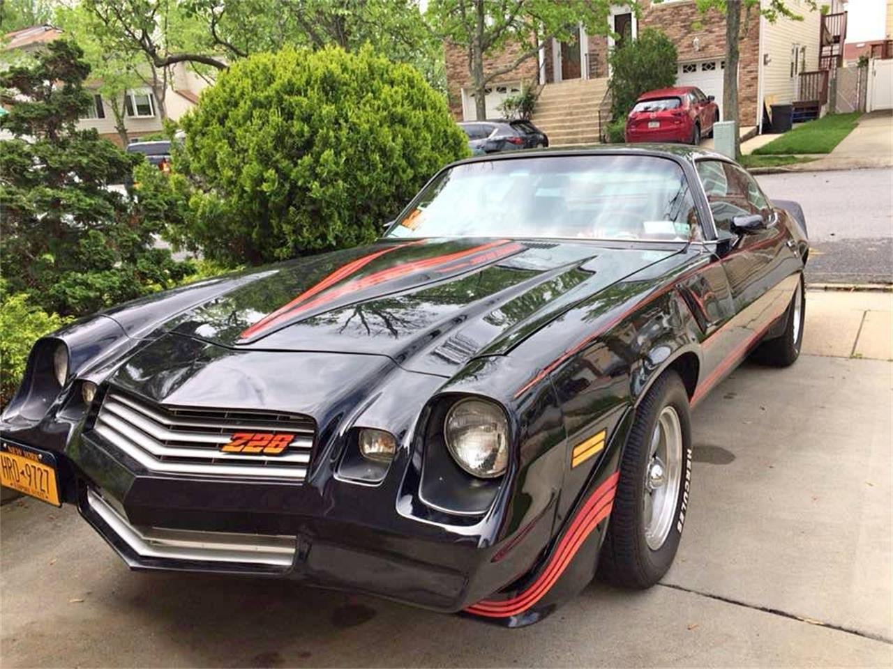 Large Picture of '80 Camaro - OZ1X