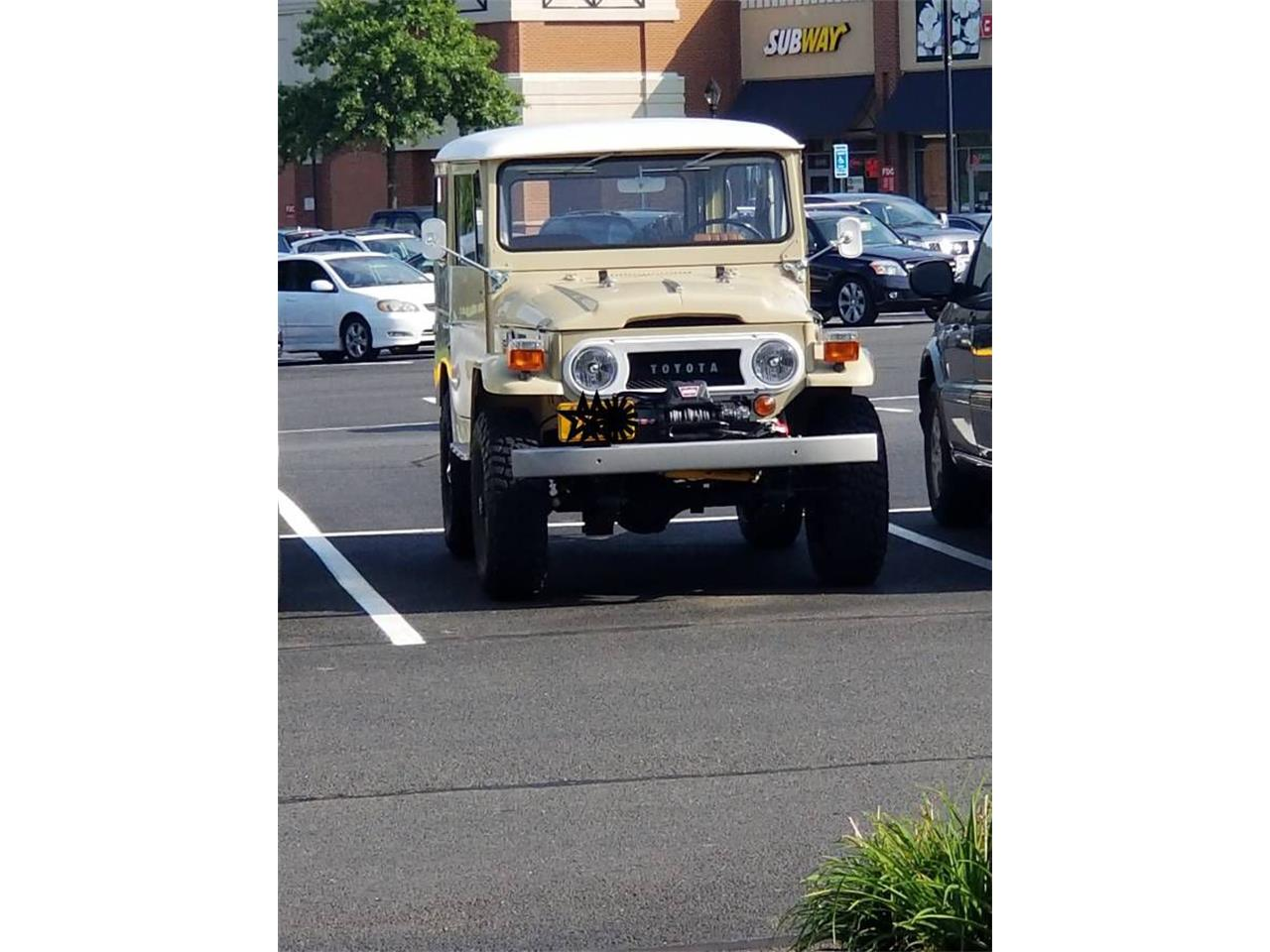 Large Picture of Classic 1970 Land Cruiser FJ40 - $59,900.00 Offered by Auto Market King LLC - OZ1Y