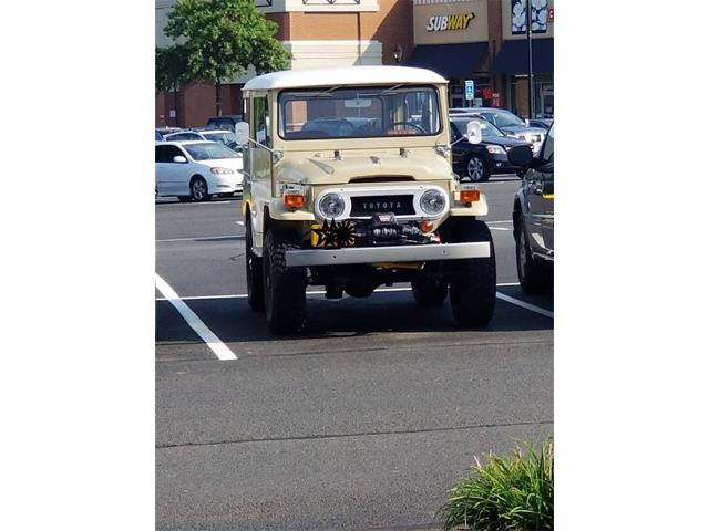 Picture of 1970 Toyota Land Cruiser FJ40 Offered by  - OZ1Y
