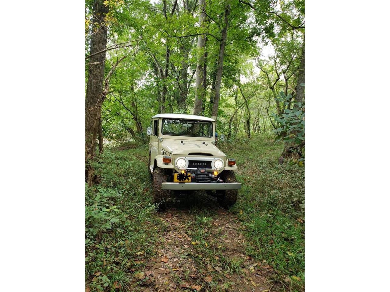 Large Picture of Classic 1970 Land Cruiser FJ40 Offered by Auto Market King LLC - OZ1Y