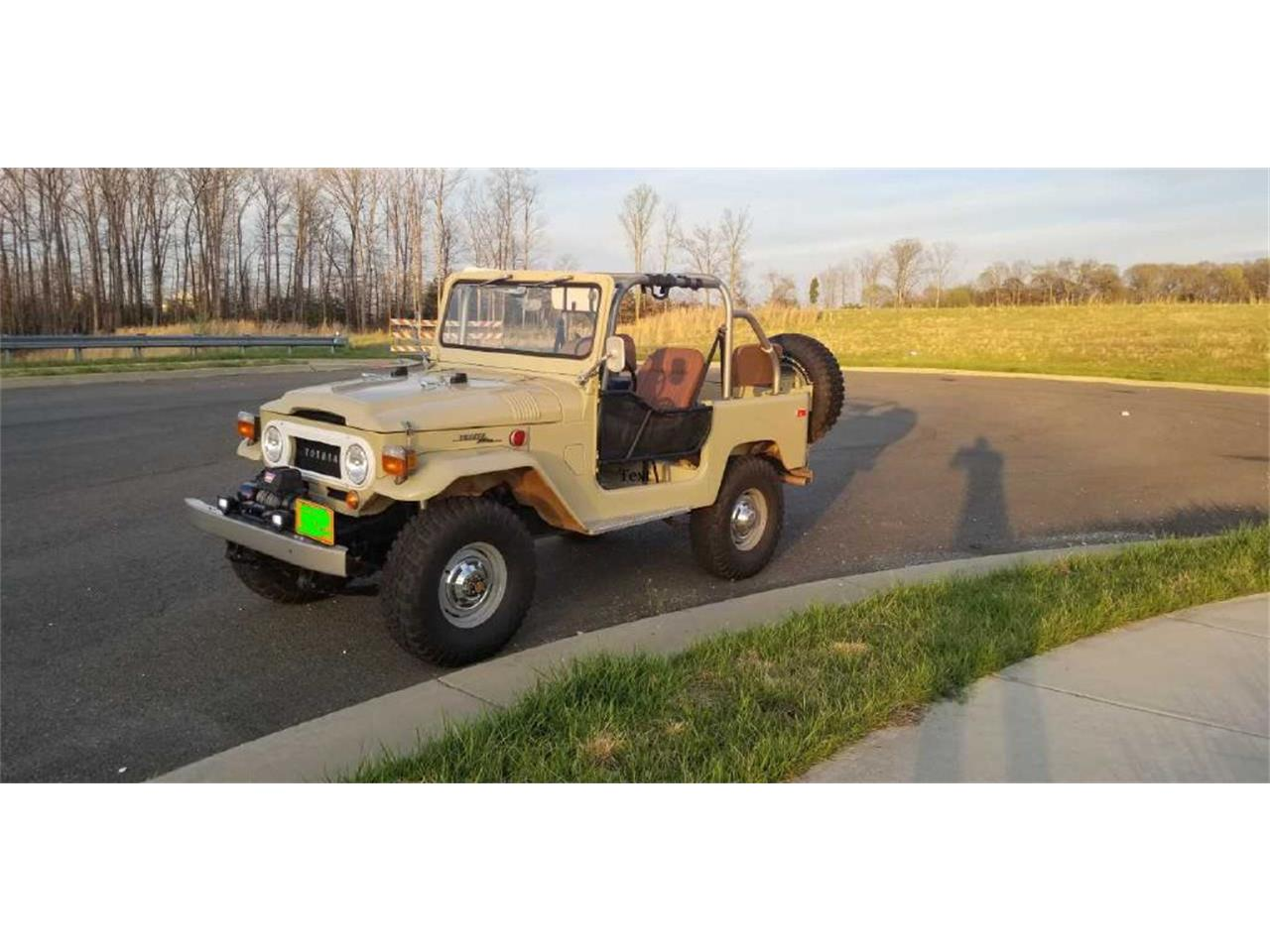 Large Picture of '70 Land Cruiser FJ40 - OZ1Y