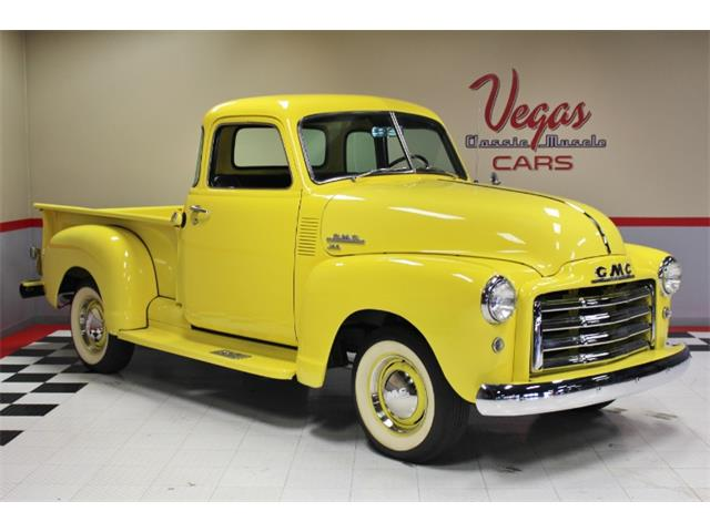 Picture of Classic '49 GMC 3100 - $39,995.00 Offered by  - OZ3R