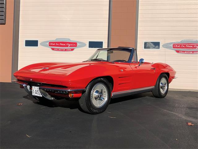 Picture of '64 Corvette - OZ4B