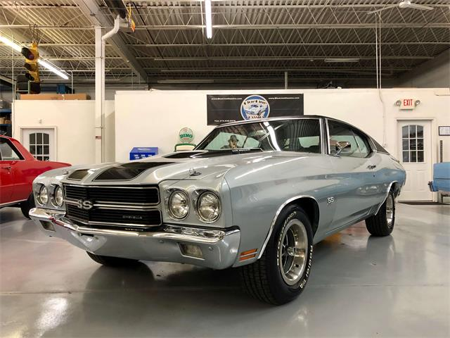 Picture of '70 Chevelle SS - OZ4L