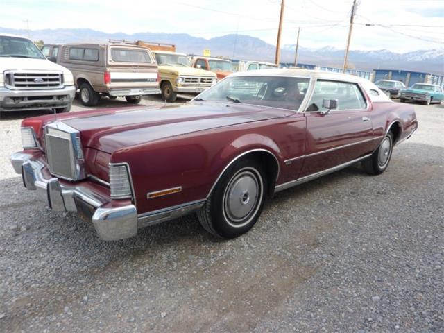 Picture of '73 Lincoln - OZ5C