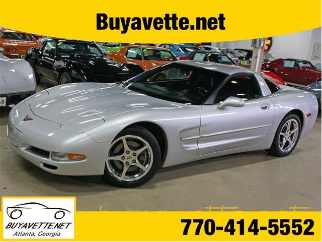 Picture of '02 Corvette - OZ5D