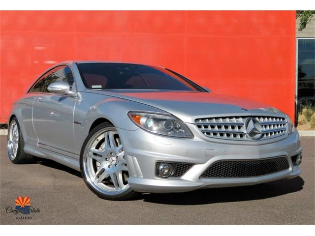 Picture of '08 CL-Class - OZ65