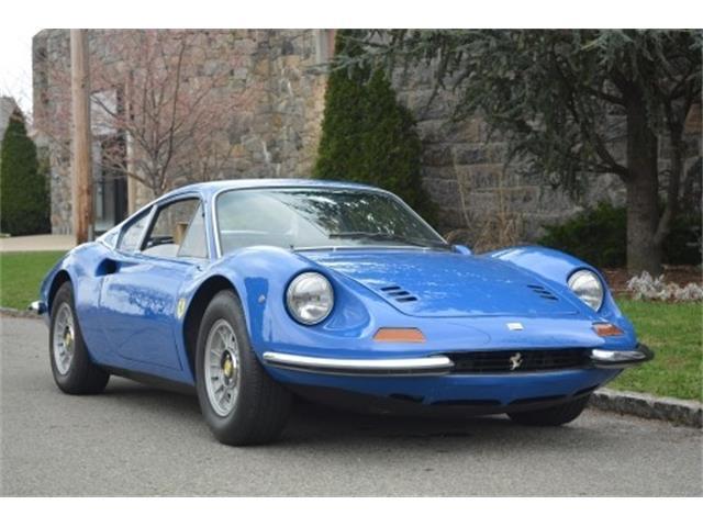1971 Ferrari 246 GT